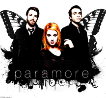 Paramore t-shirt graphic by Little--Decoy