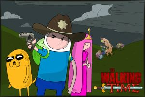 The Walking Time by Ryan-Warner