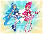 Heart catch Pritty Cure by Teruchan