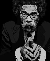 Cornel West by KeyLogs