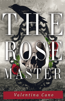 The Rose Master by Valentina Cano Book Cover by reuts