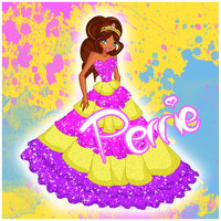 Perrie, princess of Scoppia by CharmedWings