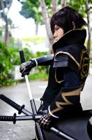 BASARA - Dragon by sasuke-dragon
