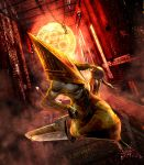 SILENT HILL Red pyramid thing by KickTyan