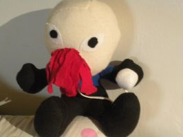 OOD plushie from Doctor who by HeatherMason76