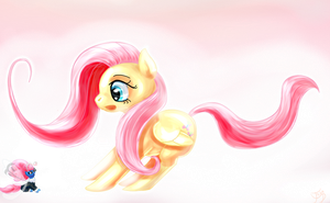 Fluttershy-Seabreeze: It ain't easy being breezies by Forumsdackel