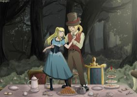 Prize - EdWin in Wonderland by JenBeee