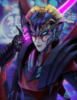 Windblade by AuroraLion