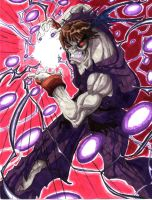 Udon Submission: Evil Ryu by ZeroA