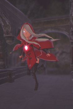 [MMD] Argenta by JoanAgnes