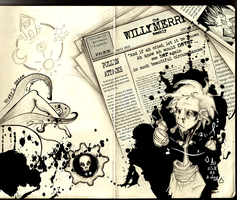 the WILLYMERRY weekly by willymerry