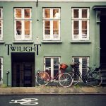 Copenhagen: Twilight. by inbrainstorm