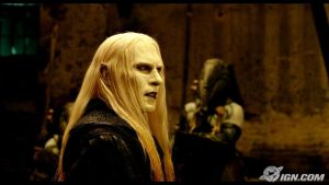 Prince Nuada Face and ear tips by DaveGrasso