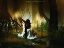 Lost in the Swamp by flina