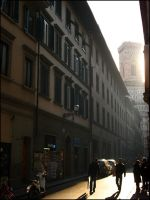 Streets of Florence by d-i-e-g-o