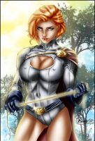 Power Girl by TVC-Designs
