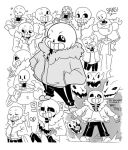 SaNs And PapYRus skETcheS by Ethai