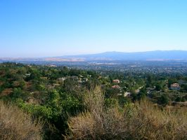 View from Eagle Rock by vchen92