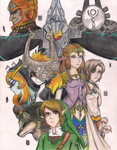 Twilight Princess by ColeyCannoli