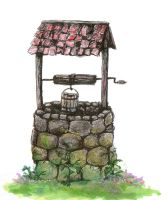 Wishing Well by jcho