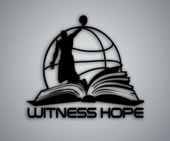 WITNESS HOPE LOGO by truthdondie