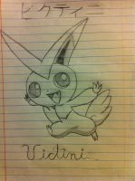 victini by Tigrezz55