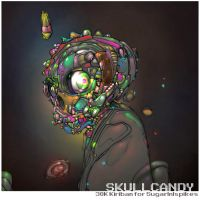 SKULLCANDY by Gambear1er