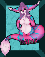 Raynea ::commission:: by Rainb0wPukex