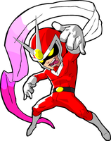 Viewtiful Joe Vectorlized by Vjoe84