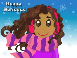 Happy Holidays 2012 by Tanis711