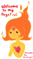 Flame Princess (ID #6) by MaeMe96