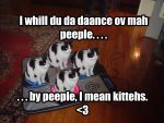 I will do the dance of my people . . . by SavvyRed