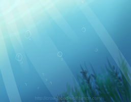 Waterscape by The-Clockwork-Crow