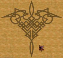 Celtic Knot of a Crusnik by Garm-r