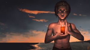 Candlelight by Spikings