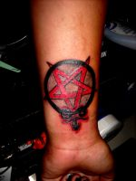 My Tattoo by ProfessionalPsycho