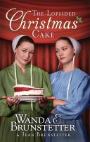 The Lopsided Christmas Cake - Book Cover by AzureFlame92