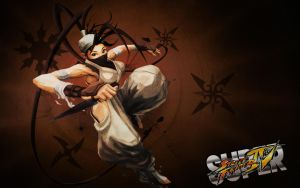 Ibuki Street Fighter Wallpaper by 1kamz