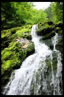 Waterfall 2 by Terza