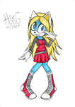 Sierranette's new clothes (at least i tried) by TheHogg