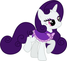 Pony oc velvet by Rarity-Princess