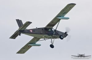 Pilatus PC-6 Porter 3G-EE by Thunderbolt120