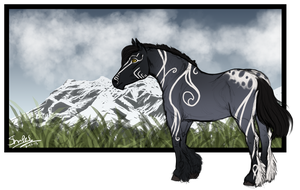 3240 Winter Affair - SOLD by ShapeShifter314