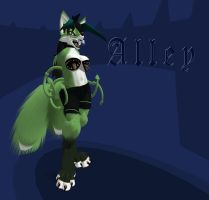 Alley 2 by ravagefox
