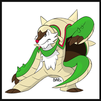 Chesnaught by Dariganc92