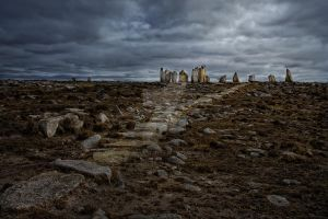 The Stone Circle by Flash-and-Flair