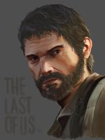 The Last of Us - Joel by smeltlikesafety