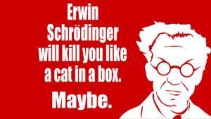 Schrodinger Cat by karbonkirby