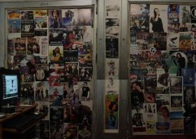 My Wall Collage by lostyouth