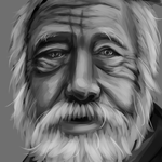 Old Man - Practice by TheLastAngstbender